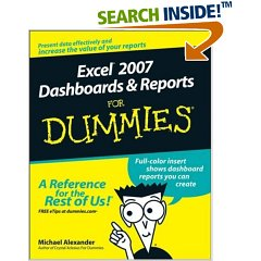 Excel 2007 Dashboards