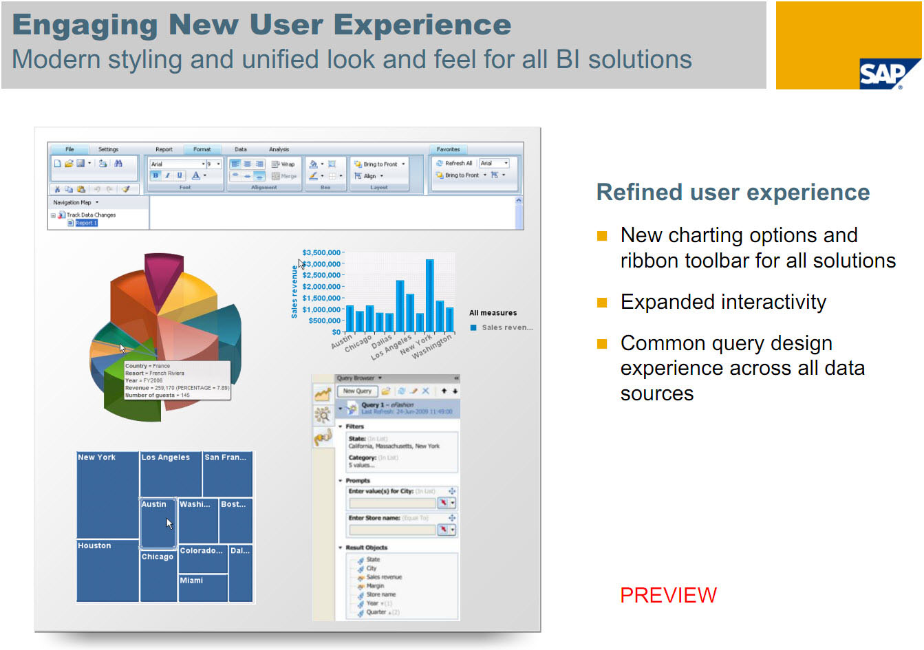 "Visual Business Intelligence – SAP BusinessObjects 4.0\'s ""Engaging ..."