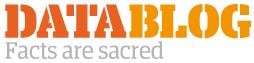 Guardian DataBlog Logo