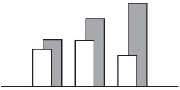 Abela's Vertical Bar Graph