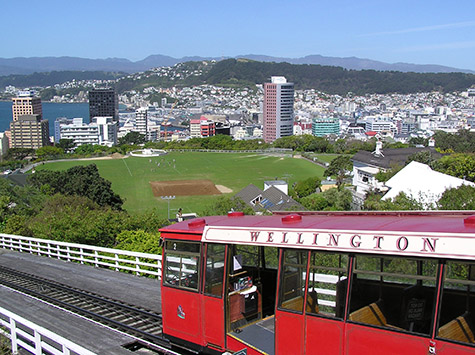 The City of Wellington